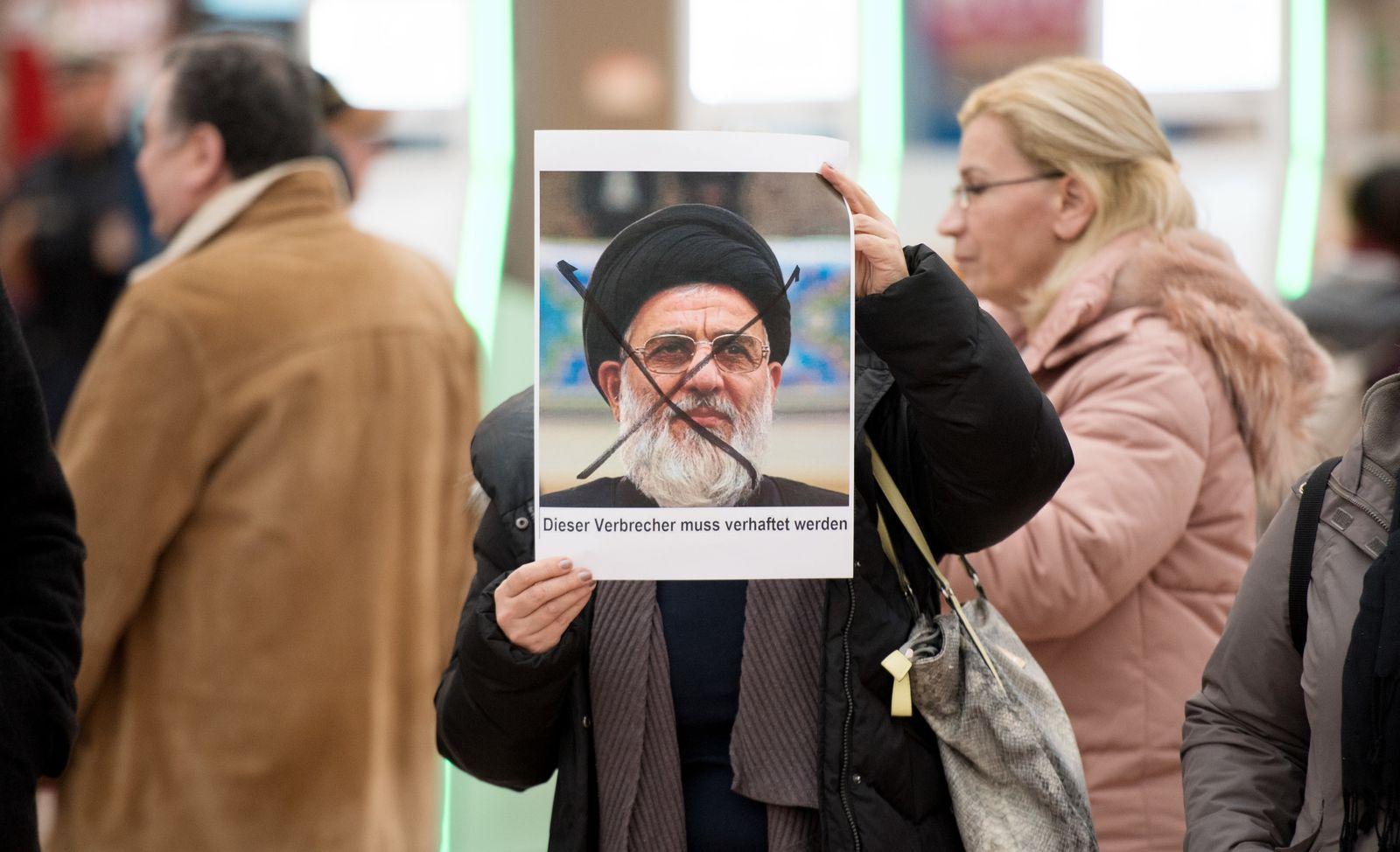 Iranischen Richter Scharoudi