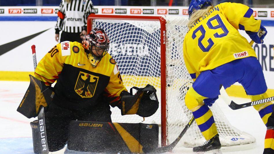 An der Topdivision der Eishockey-WM in Finnland nehmen zehn Nationen teil - der Titelverteidiger ist USA