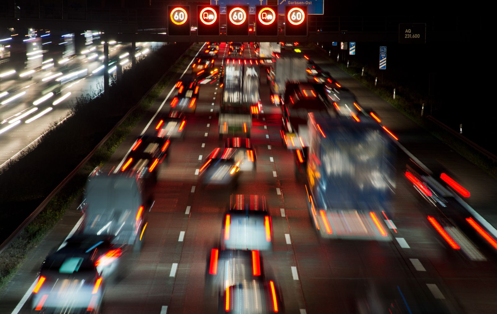 Autobahn A2 PKW-Maut