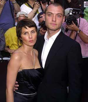 Promi Ehen Jude Law Und Sadie Frost Lassen Sich Scheiden Der Spiegel