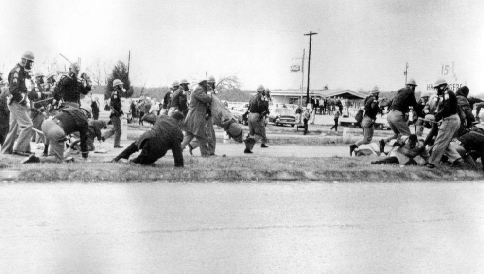 50 Jahre Selma: Wo Martin Luther King marschierte