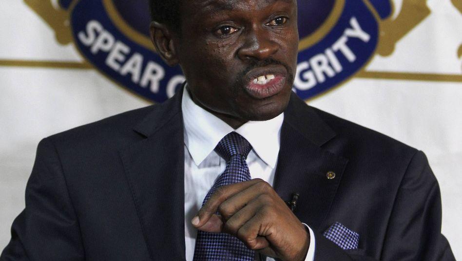 Korruptionsbekämpfer Lumumba: Redegewandt, entschlossen, furchtlos