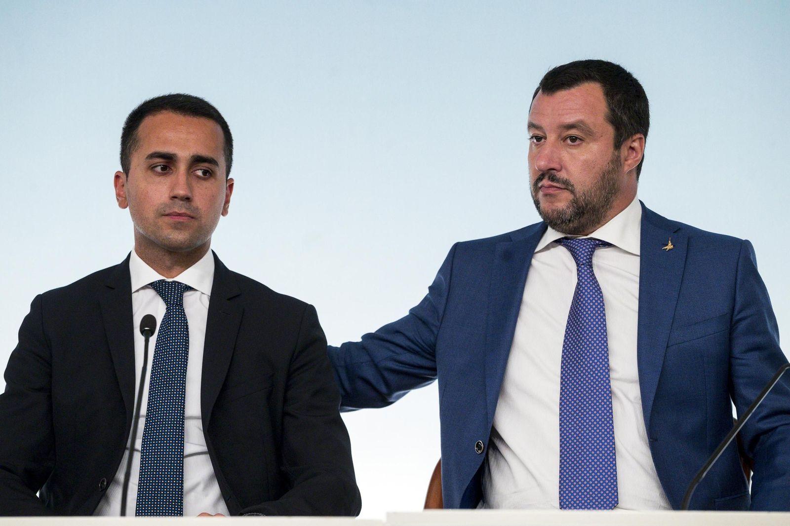 Italien ändert umstrittene Haushaltspläne