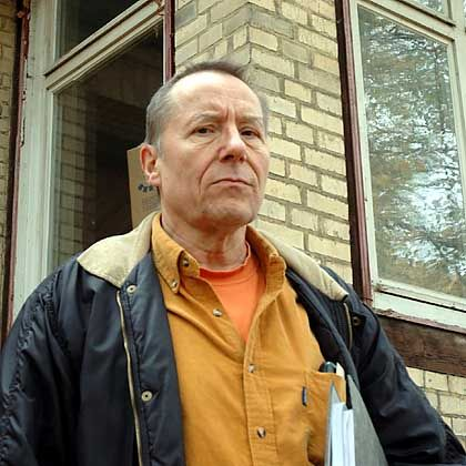 Guntram Weber, 63, found out his father was an SS major-general who escaped a death sentence for war crimes.