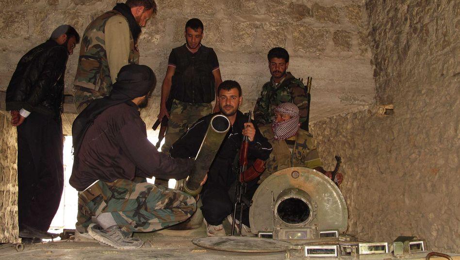 Revolte gegen Machthaber: Assad verschärft seine Kriegsrhetorik