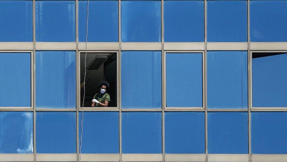 """Bewohner eines besetzten Hauses in Rom:""""Wir müssen versuchen, den Zustand bewusst auszuhalten"""""""