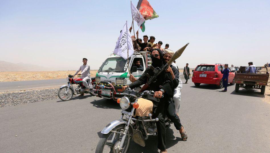 Taliban-Kämpfer (Archivfoto)