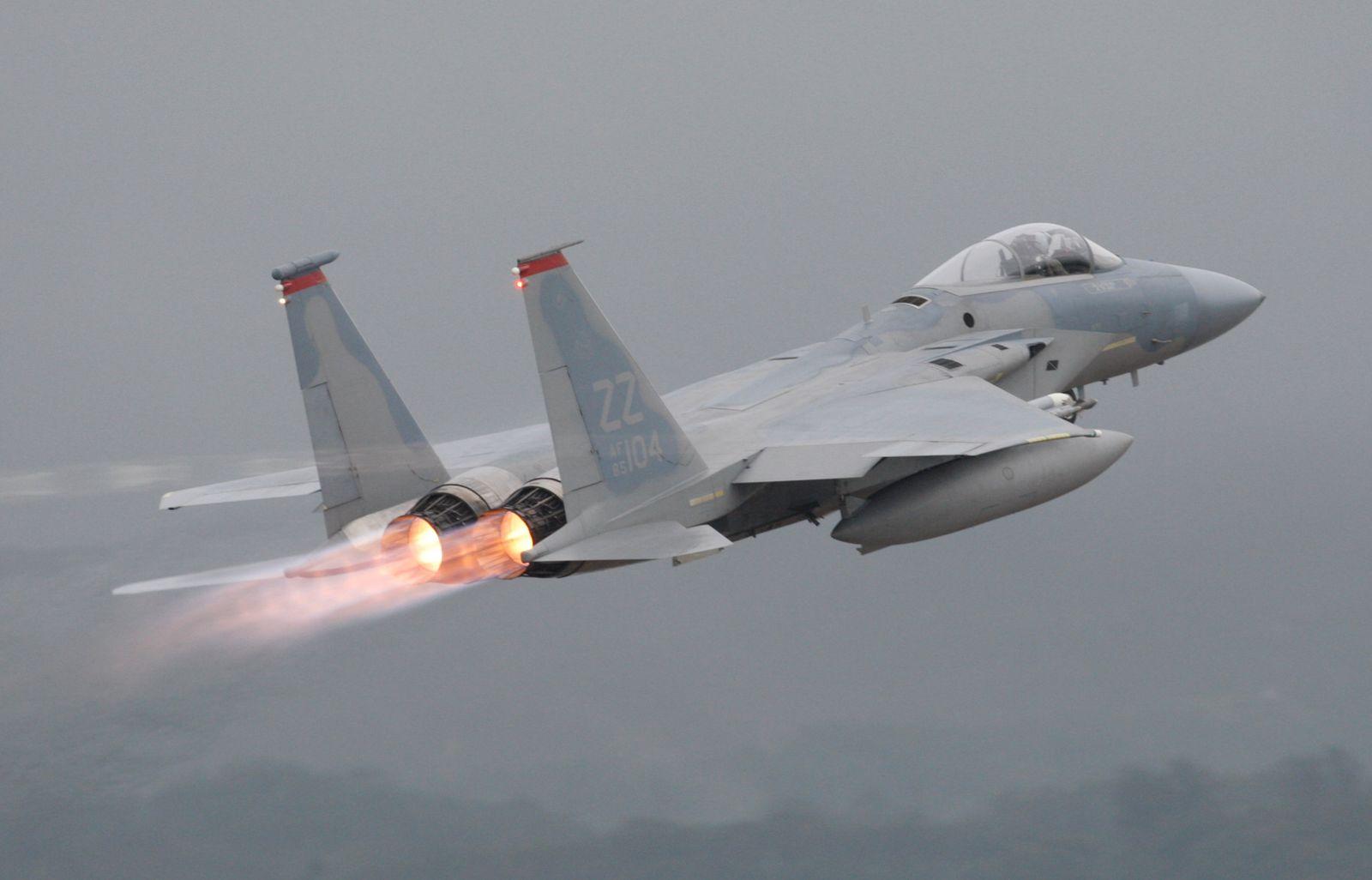 F-15 Jet USA
