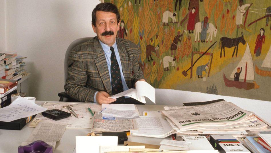 Ulrich Kienzle 1989: Komplexität erhöhen, nicht reduzieren