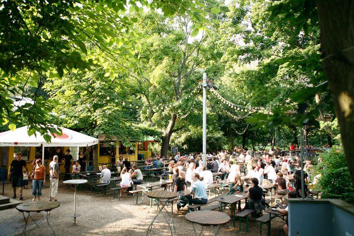 Der Stadtgarten ist Kölns älteste Parkanlage - Alfred Biolek wohnt hier gleich um die Ecke