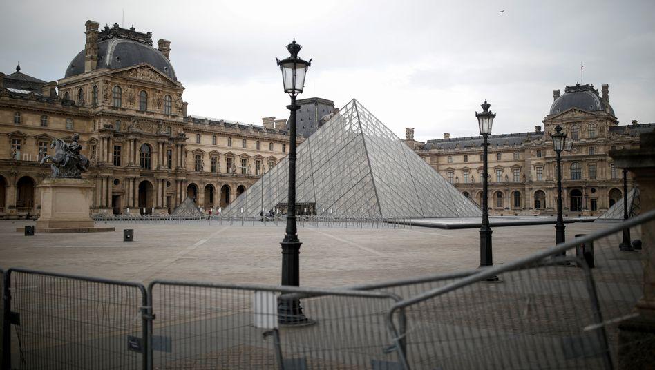 """In Frankreich gilt ab nun zwei Monate der """"gesundheitliche Notstand"""""""