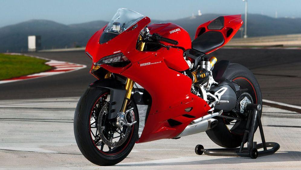 Ducati 1199 Panigale: Kraftvoller Renner