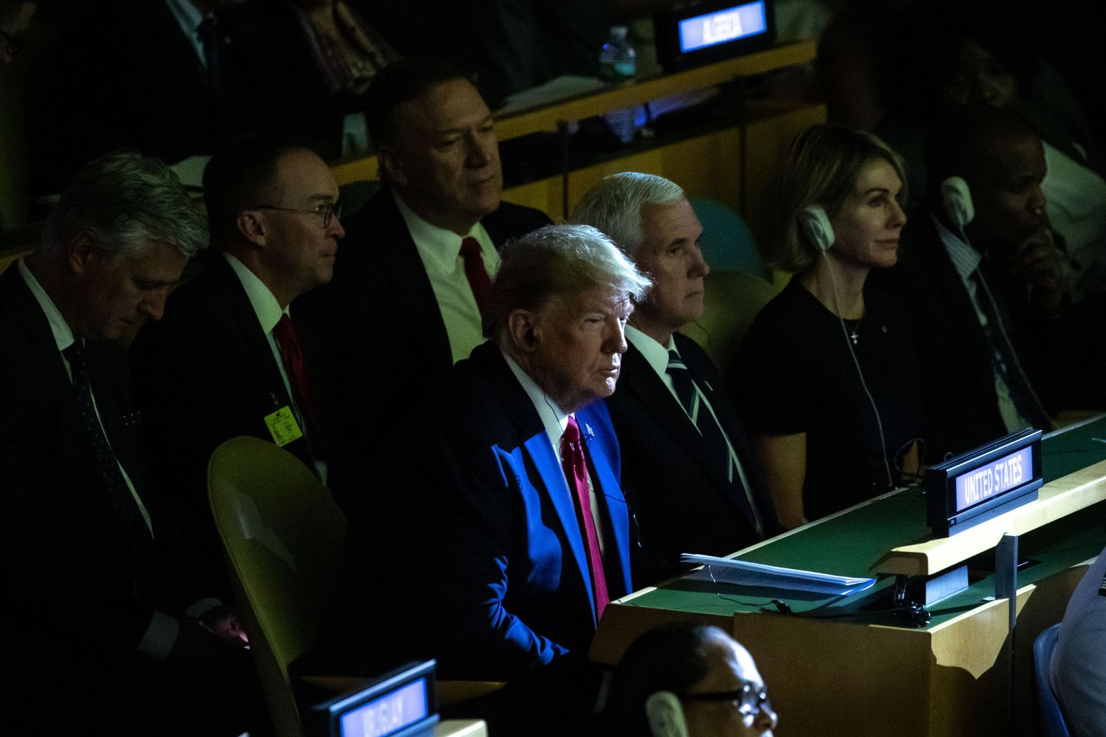 Donald Trump / Klimagipfel