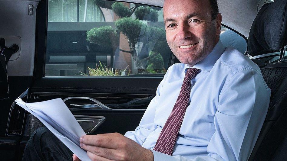Spitzenkandidat Weber: »Die EU ein Stück weit demokratischer machen«