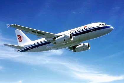 Airbus der Air China: Sprachbarriere am US-Flughafen