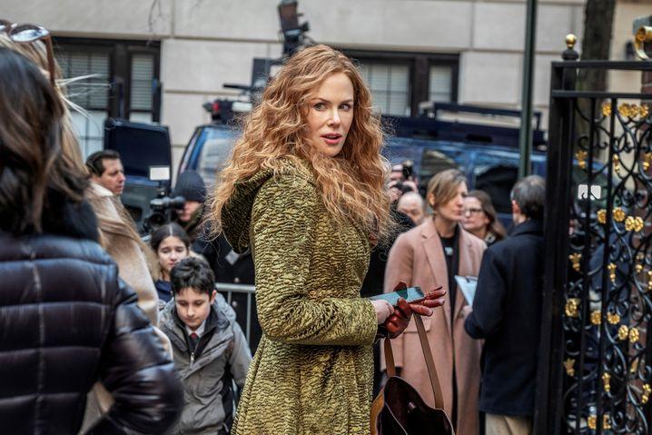 Ausdrucksarme Mimik eines Weltstars: Nicole Kidman spielt eine betrogene Psychotherapeutin