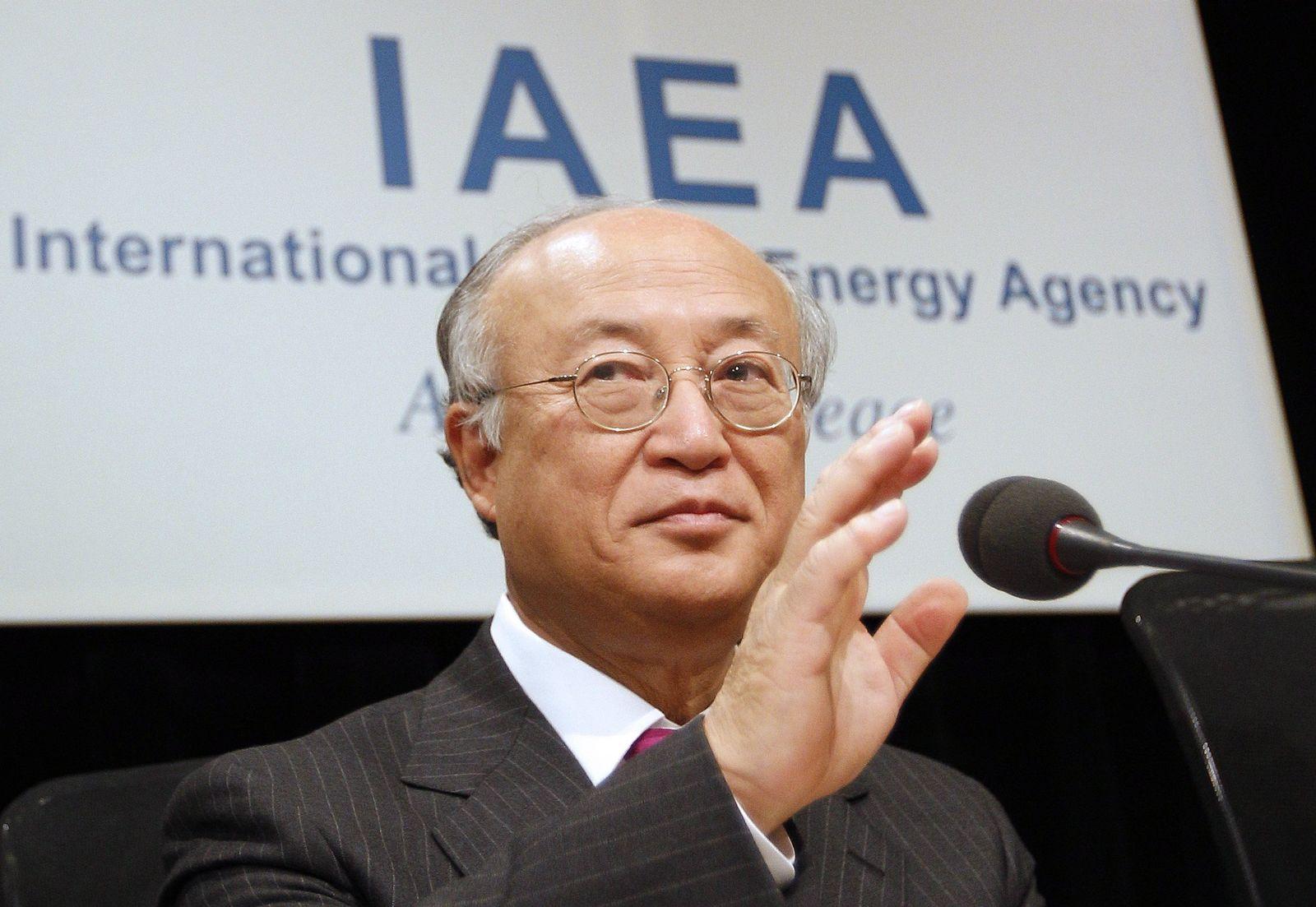 IAEA / Amano