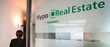 Zentrale der Hypo Real Estate: Banken und Bund bringen Rettungspaket auf den Weg