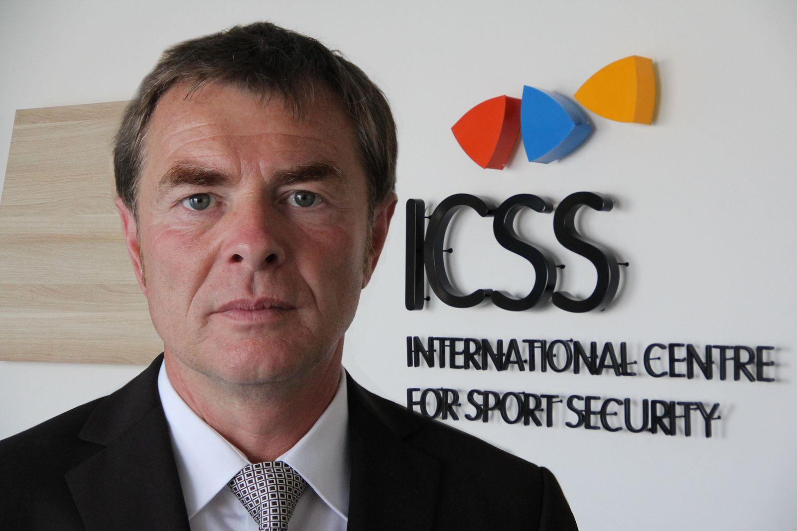 EINMALIGE VERWENDUNG HSP / ICSS / Helmut Spahn