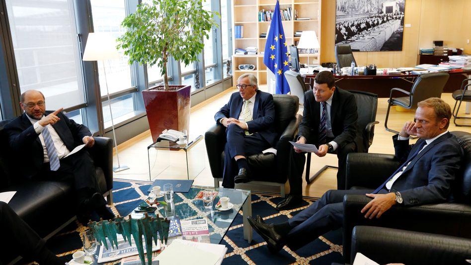 EU-Spitzenpolitiker