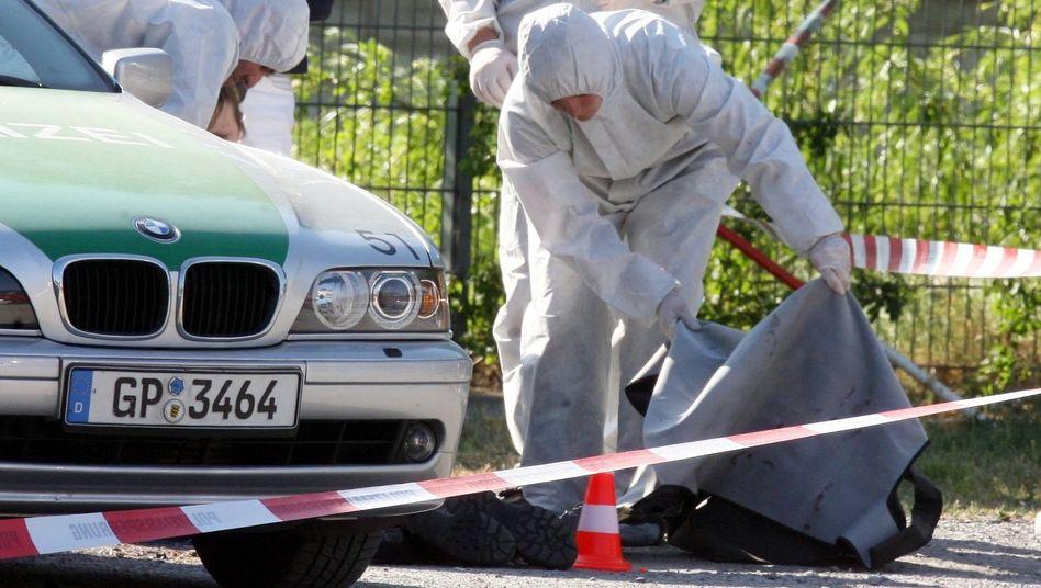 Tatort in Heilbronn (2007): Heiße Spur im Fall der erschossenen Beamtin