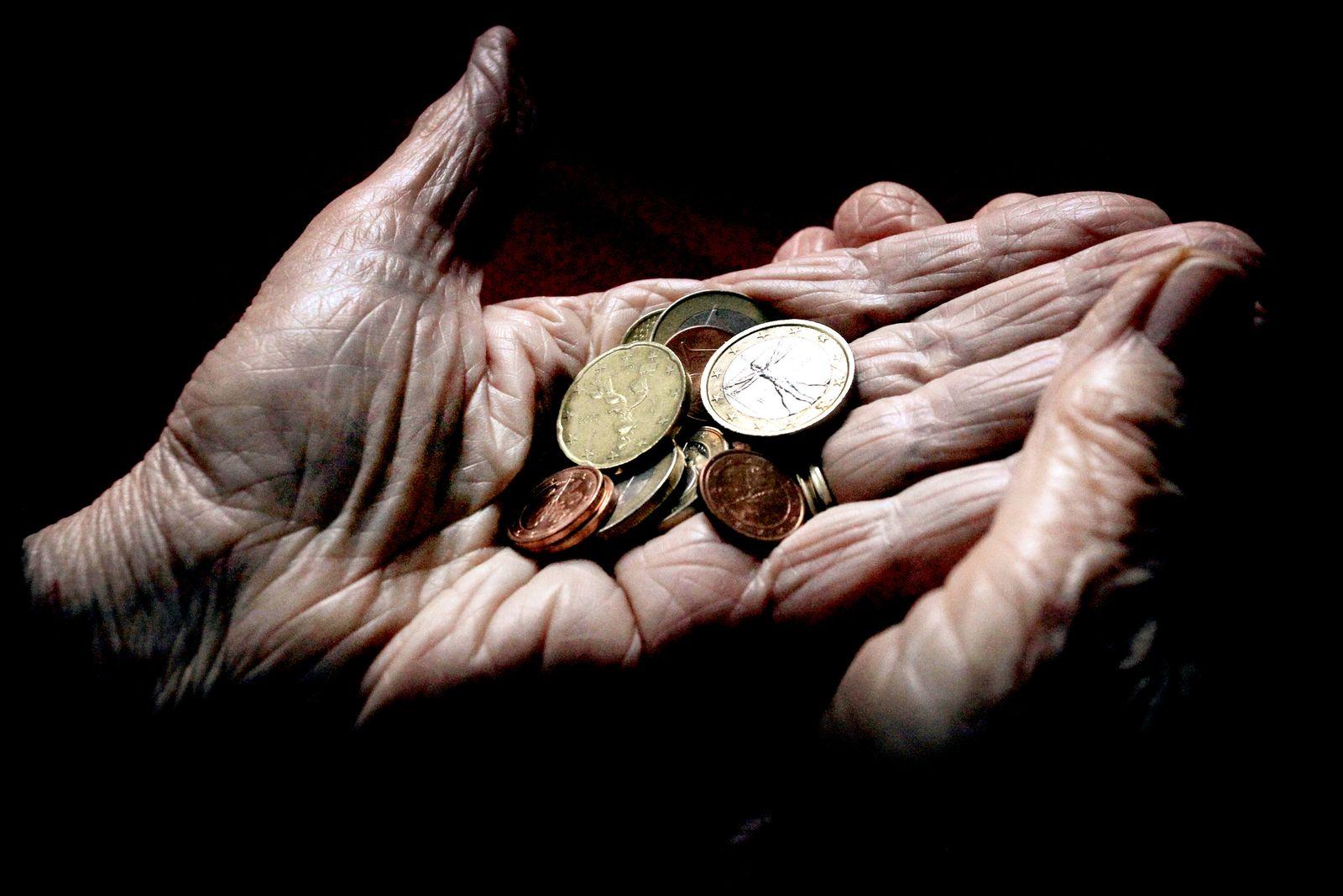 Rentner/ Armut
