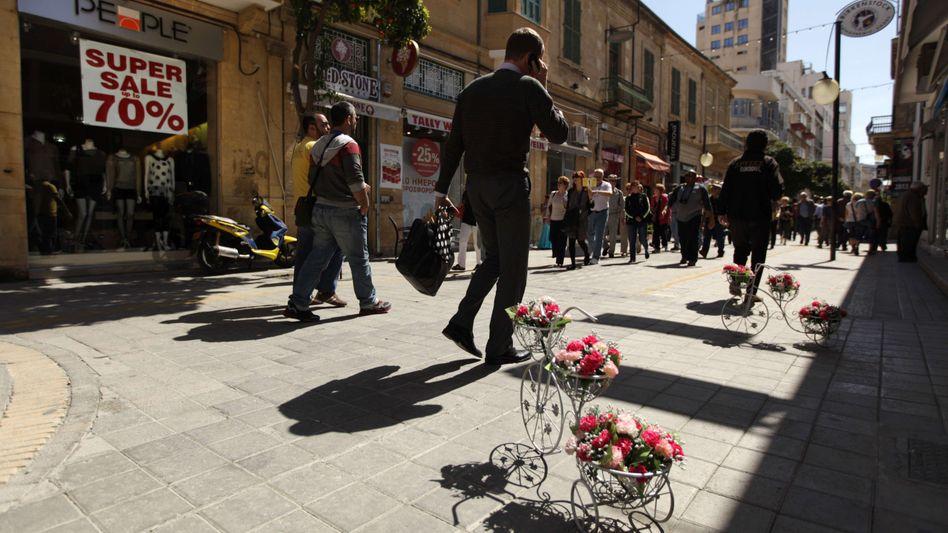 Nikosia: Die Sparkonten sollen unangetastet bleiben