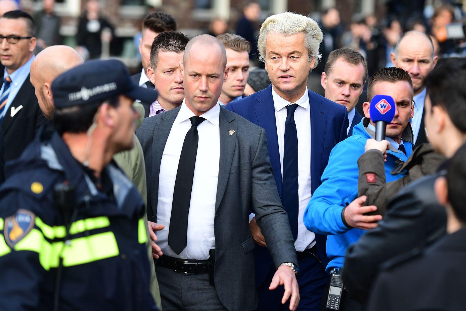 Niederlande / Geert Wilders