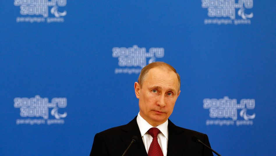Russian President Vladimir Putin: Putting too much pressure on him could backfire.