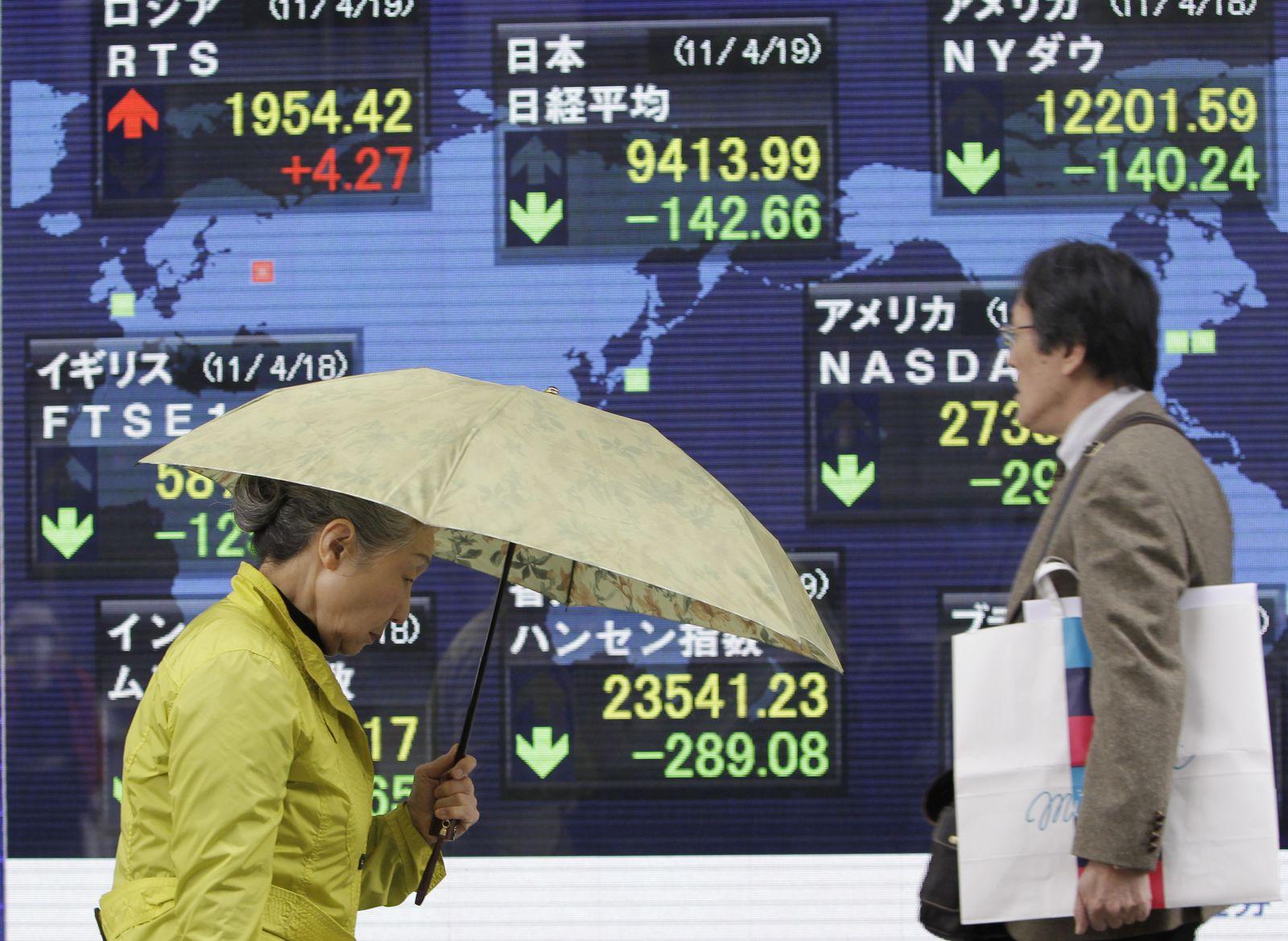 Japan Markets nikkei