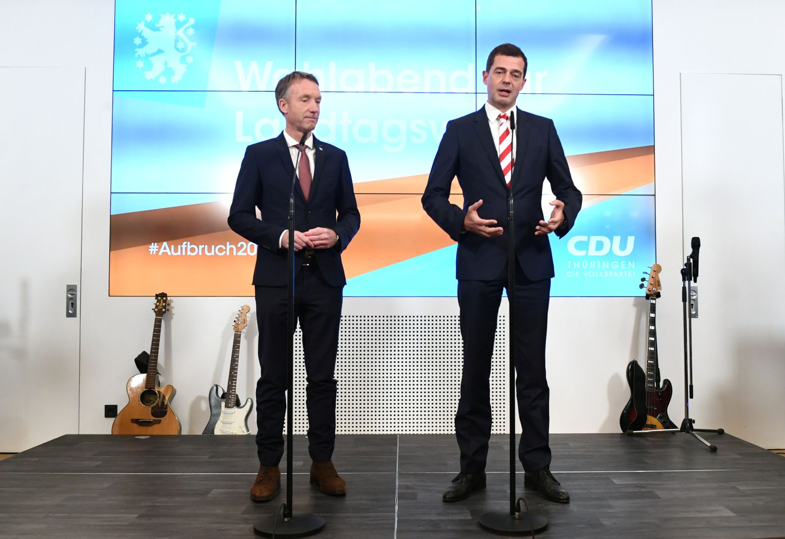 GERMANY-ELECTIONS/REACTIONS CDU