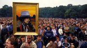 Wie ein Ölgemälde von Bob Dylan aufs Konzert in Ost-Berlin kam