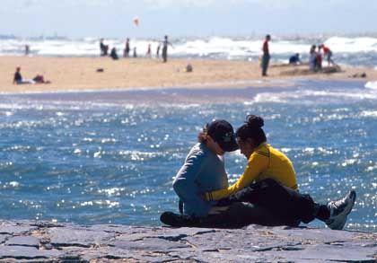 Trautes Glück im Urlaub: Bei Singlereisen sollte man genau hinschauen