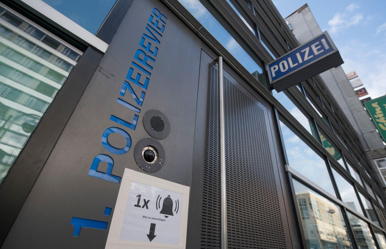 1. Polizeirevier Frankfurt