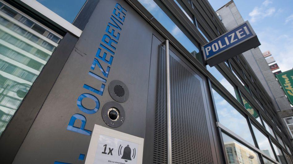 1. Polizeirevier in Frankfurt am Main