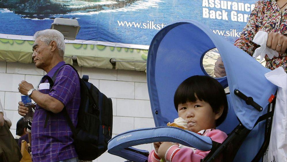 China gegen Japan: Streit um unbewohnte Inseln