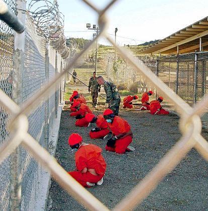 Guantanamo: Insassen des US-Gefangenenlagers