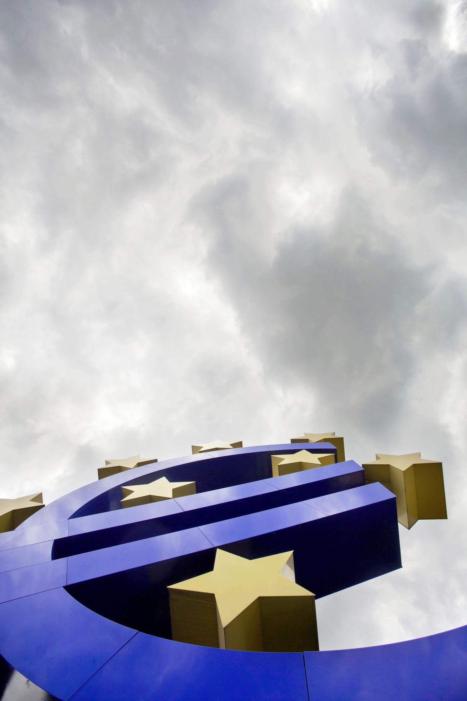Symbolbild Euro / EZB