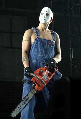 HipHop-Clown Eminem: Zwischen Humor und Straftatbestand