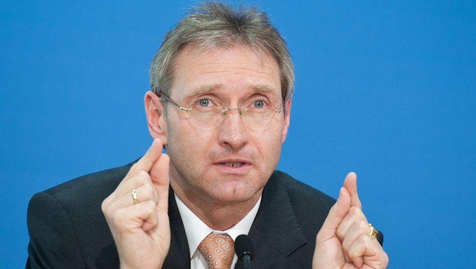 Ganz knappes Umsatzplus: Dietmar Wolff, Geschäftsführer des Zeitungsverlegerverbandes