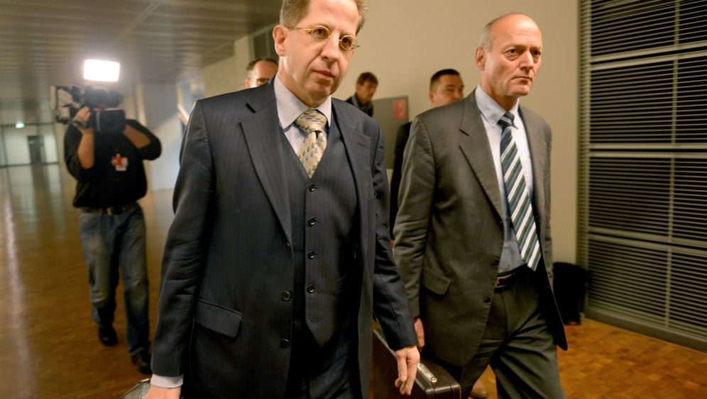 Photo Gallery: German-US No-Spy Pact Unlikely