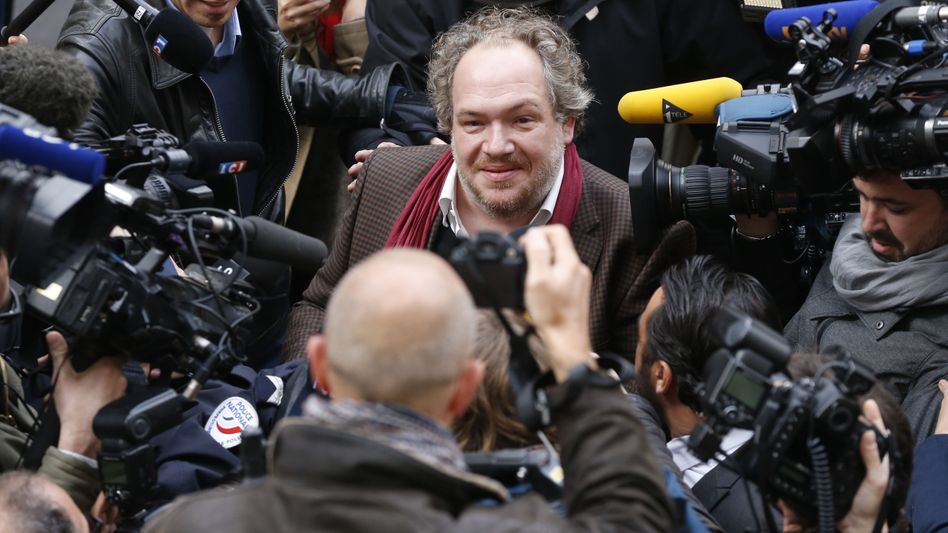"Mathias Énard: Prix Goncourt für ""Kompass"""