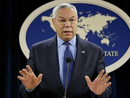 Colin Powell: Sein Rücktritt schien schon lange fällig