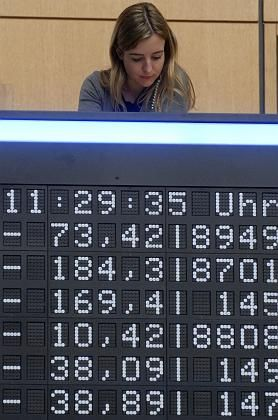 Geschäfte an der Börse: Weed will Finanztransaktionen besteuern