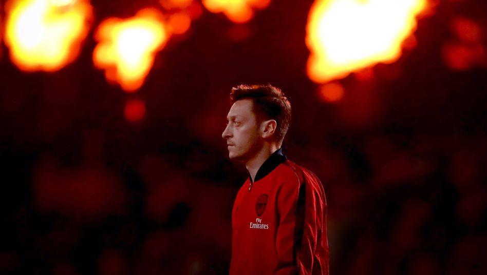 Mesut Özil wird beim FC Arsenal nicht mehr gebraucht. Wieso?