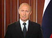 Putins TV-Ansprache: Kein selbstkritischer Ansatz zu entdecken