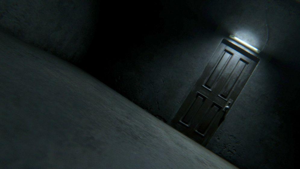 """Gruselexperiment für die Playstation 4: So sieht """"P.T."""" aus"""