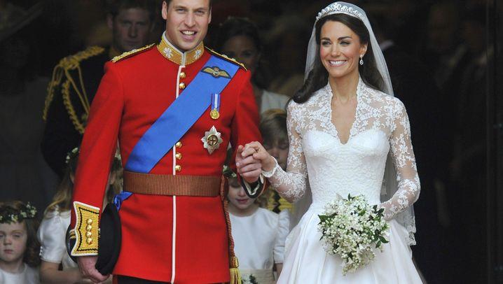 Royale Influencer: Was in einem Kleid steckt