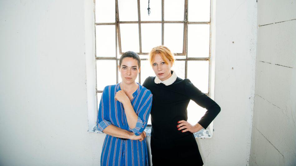 Darstellerinnen Altenberger, Minichmayr: »Durch #MeToo hat sich vor allem der Zusammenhalt unter Frauen verändert«