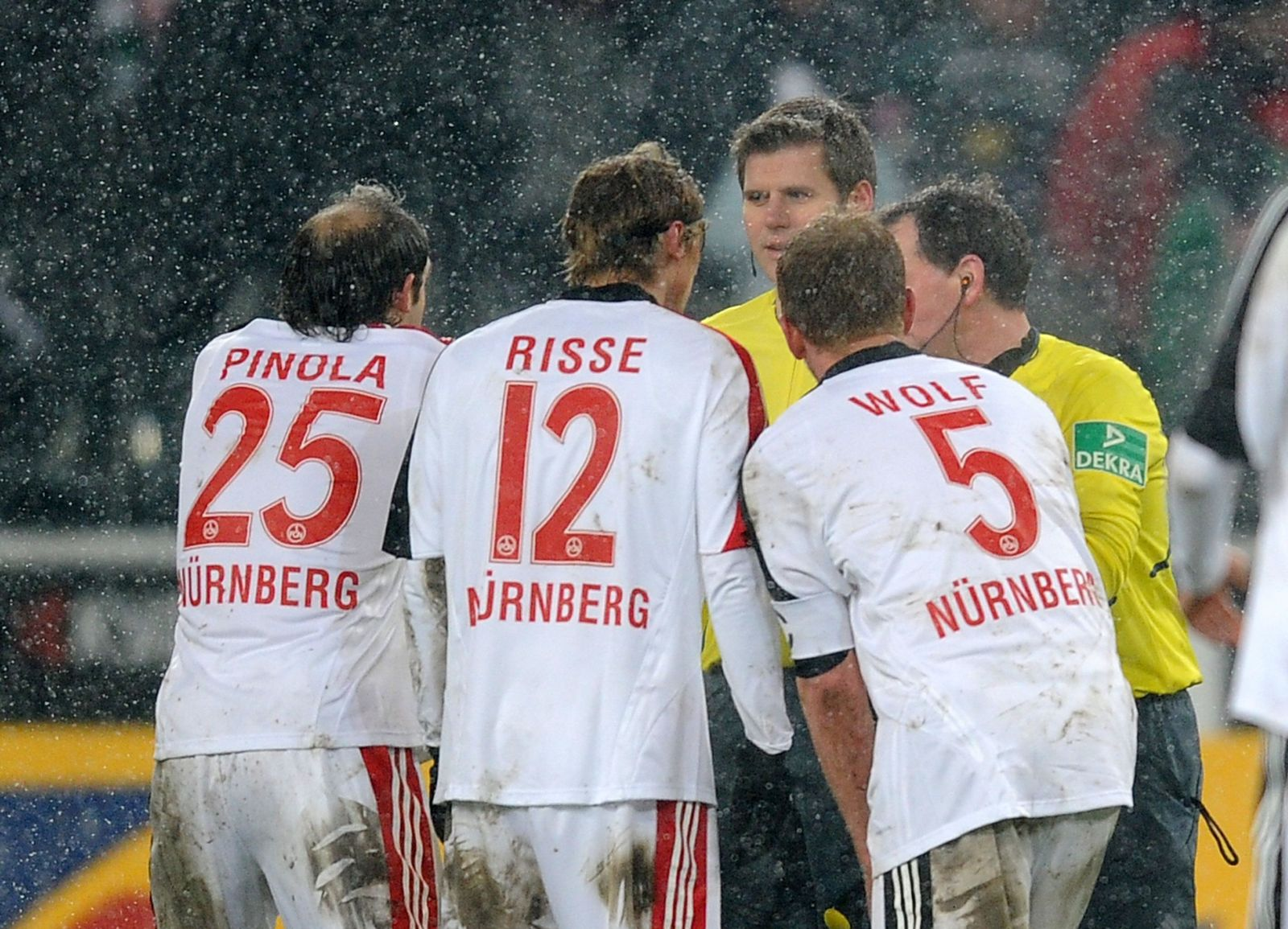 Borussia Mönchengladbach - 1.FC Nürnberg